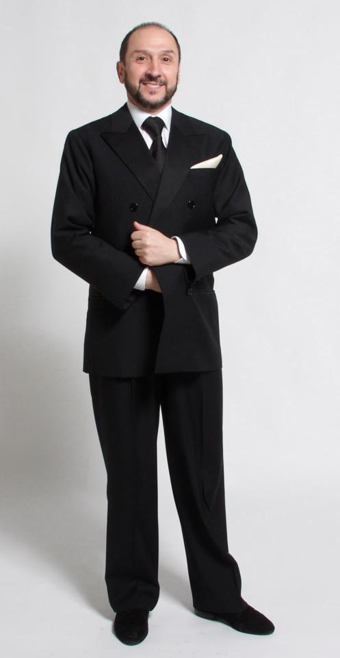 Luis Castro, Maestro di Tango Argentino