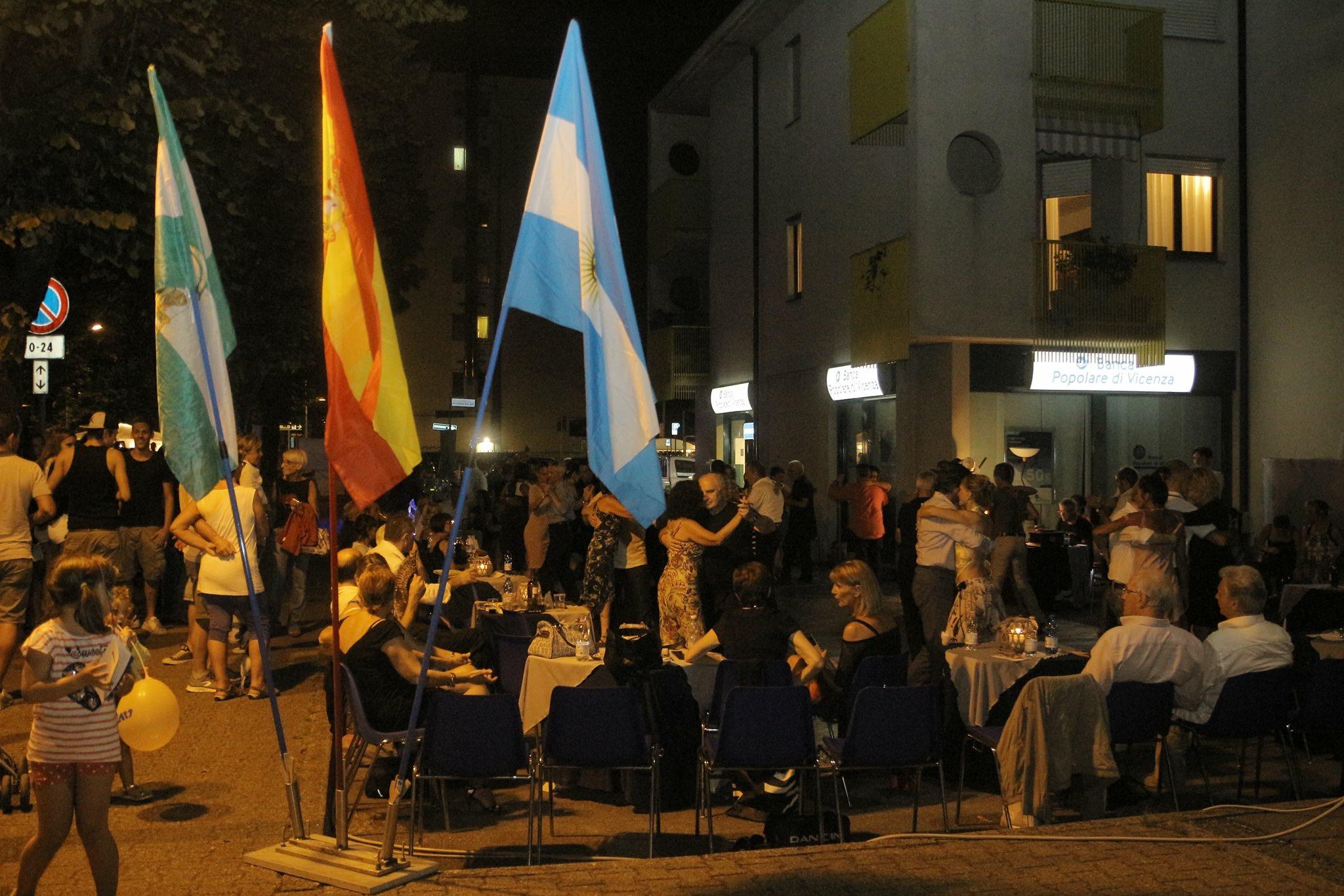 Spagna Argentina Italia